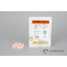 Oxandro tabletten (100 tab)
