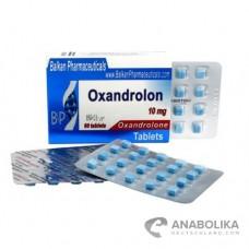 Oxandrolon Balkan Pharmaceuticals