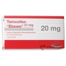 Tamoxifen citrat Ebewe 20 mg